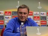 Александр Хацкевич: «В этом году мы еще не все свои мячи забили»