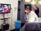 Скандал в Чили: врачи смотрели матч Чили — Португалия во время операции (ВИДЕО)