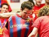 Фабрегас в понедельник прилетает в Барселону