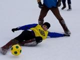 В России проходит турнир по мини-футболу в валенках