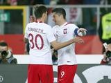 Тарас Романчук дебютировал в сборной Польши