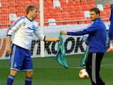ФОТОрепортаж: тренировка «Динамо» в Валенсии (15 фото)