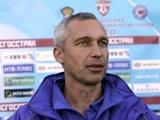 Олег Протасов: «О поиске новой работы пока не думаю»