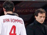 Аллегри: «Ван Боммель — очень умный футболист»