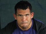 Карлос Тевес пародировал Марио Балотелли на тренировке «Манчестер Сити»