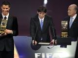Блаттер: «Противостояние Месси и Роналду — грандиозное событие в истории футбола»
