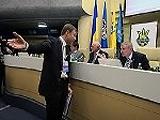 ФИФА хочет получить гарантии относительно Суркиса до полуночи