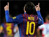 Месси забил 300-й и 301-й голы за «Барселону»