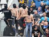 На секторе фанатов «Металлиста» в Полтаве были российские фашисты? (ФОТО)