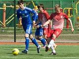 Чемпионат U-19. «Заря» — «Динамо» — 0:0