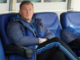 Олег БЛОХИН: «Хочу пожелать «Динамо» удачного выступления в Лиге чемпионов»