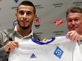 Юнес Беланда: «Блохин сказал, что мы должны играть лучше, чем прошлогоднее «Динамо»
