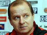Михаил СТЕЛЬМАХ: «Может, сумеем увезти из Киева хоть одно очко…»