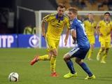 Украина — Словакия — 0:1. ФОТОрепортаж (28 фото)