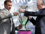 Григорий СУРКИС: «Шевченко уже изжил в себе игрока»