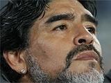 Диего Марадона: «Уверен, что «Анжи» добьётся больших успехов»