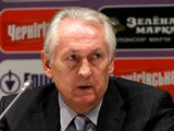 Михаил Фоменко пропустит жеребьевку Евро-2016