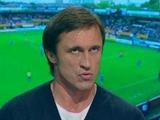 Сергей НАГОРНЯК: «Все боятся киевского «Динамо» и донецкого «Шахтера»