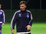 Сергей Сидорчук на втором сборе «Динамо» будет работать без ограничений