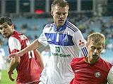 «Динамо» — «Кривбасс» — 1:0. Отчет о матче