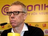 Петер Штёгер: «Я доволен, как команда отреагировала на вылет из Лиги Европы»