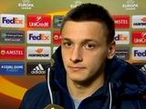 Назарий Русин: «Из-за того, что проиграли, — что забил, что не забил...»