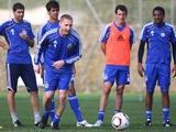 Гиоане вернулся в основной состав «Динамо»