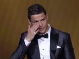 Роналду: «Слезы? Я такой»