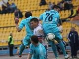 «Говерла» — «Днепр» — 0:1. После матча. Рамос: «Говерла» не хотела играть в футбол»