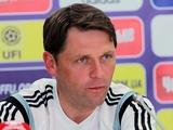 Люк ХОЛЬЦ: «На этот раз не позволим сборной Украины так легко забивать нам»