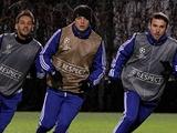 ФОТОрепортаж: открытая тренировка «Динамо» (13 фото)