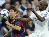 1/2 финала ЛЧ: «Реал» — «Барселона» — 0:2