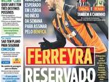 СМИ: На следующей неделе Факундо Феррейра подпишет контракт с «Бенфикой»