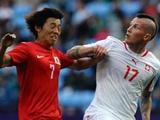 Игрок олимпийской сборной Швейцарии исключен из команды за оскорбление Кореи