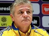 Украина — Черногория — 0:1. Послематчевая пресс-конференция