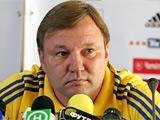 Юрий Калитвинцев: «Шевченко с Бразилией не сыграет»