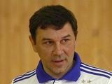 Сергей Беженар: «Я очень оптимистично настроен на этот матч»