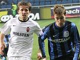 «Черноморец» — «Заря» — 2:3. После матча. Вернидуб: «Команды с таким характером никогда не видел»