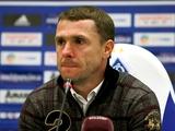 Сергей РЕБРОВ: «Надеюсь, что Хачериди повзрослеет»