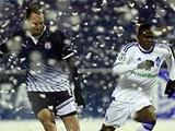 «Динамо» завершило выступление в Лиге чемпионов ничьей в Загребе