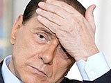 В Милане избит Сильвио Берлускони (ВИДЕО)