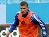 Андрей Шевченко: «Планирую играть в футбол еще долго»