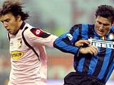 «Интер» избежал конфуза в матче с «Палермо» (ВИДЕО)