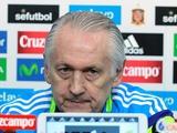 Михаил ФОМЕНКО: «Матч с Испанией не будет решающим»