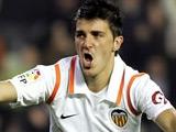 «Валенсия» согласна отпустить Вилью за 42 млн. евро
