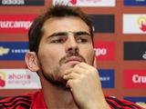 «Арсенал» хочет Касильяса