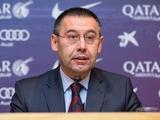 Жозеп Бартомеу: «Если нужно, «Барса» может потратить на трансферы 120 миллионов евро»