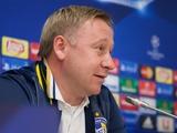 Тренер БАТЭ: «Будем делать все возможное для выхода в групповой этап Лиги Европы»