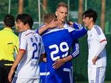 «Динамо» в контрольном матче минимально обыграло «Сувон» (ВИДЕО)