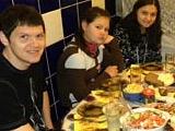 Динамовцы соблюдают пасхальные традиции